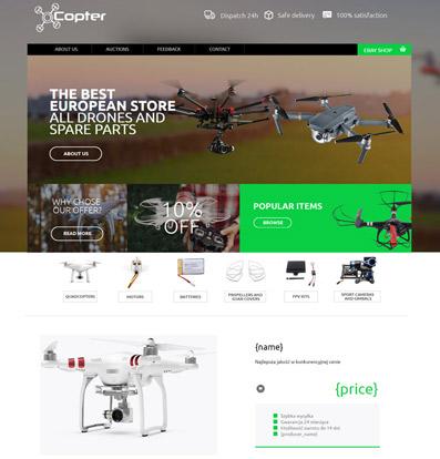 xcopter-ebay